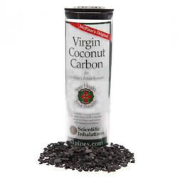 McFinns Activated Virgin Coconut Carbon Filter