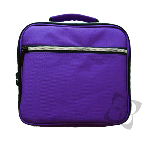 Vaporbrothers Padded Vaporizer Case (Purple) vaporizer vape carrying case storage bag