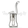 Vaporbrothers Glass Hydrator - Mini Bubbler vaporbrothers, mini hydrator, bubbler, USA Made