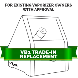 VB1 Trade-In Replacement Deal vaporbrothers, repair